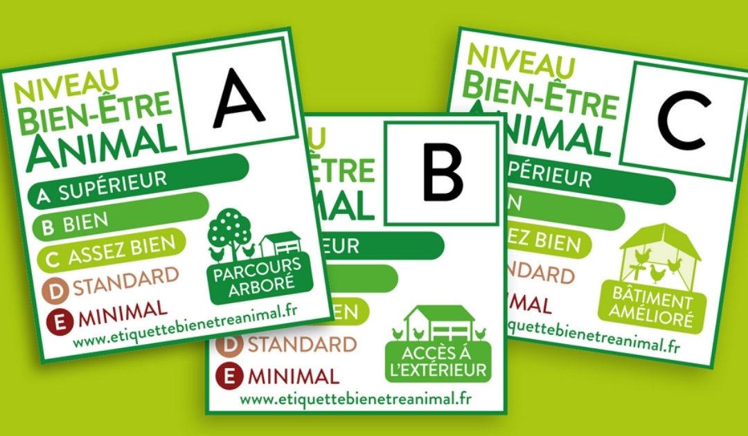 L'Étiquette Bien-Être Animal prend de l'ampleur !
