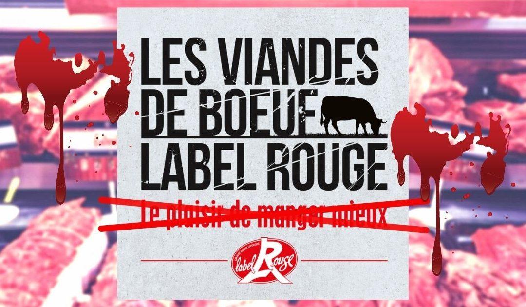 Label Rouge : le ministère avoue l'inavouable !